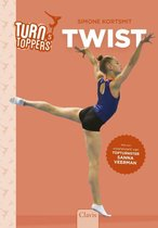 Boek cover Turntoppers 5 -   Twist van Simone Kortsmit (Hardcover)