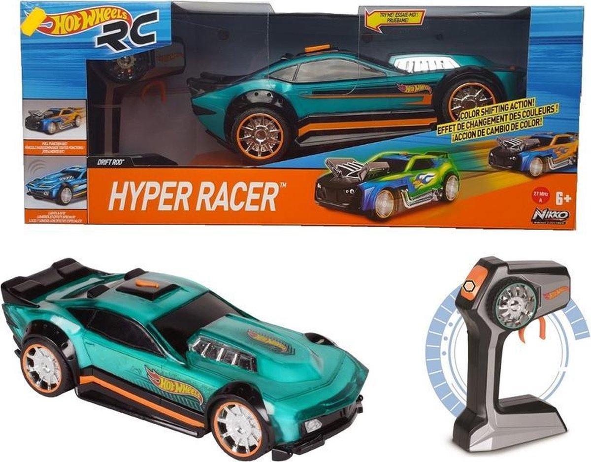 Nikko Hot Wheels Hyper Racer RC afstand bestuurbare auto