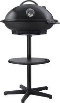 Steba VG350 - Elektrische Barbecue - Statief- en Tafelmodel - 55x41 cm - Zwart