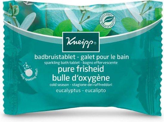 Kneipp badbr.tabl.mint-eucalyp 80 gr