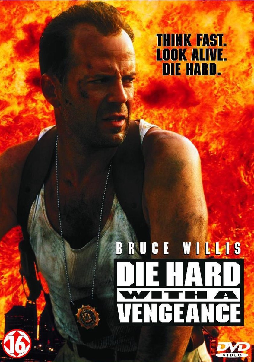 Die Hard 3: With A Vengeance (Blu-ray) -
