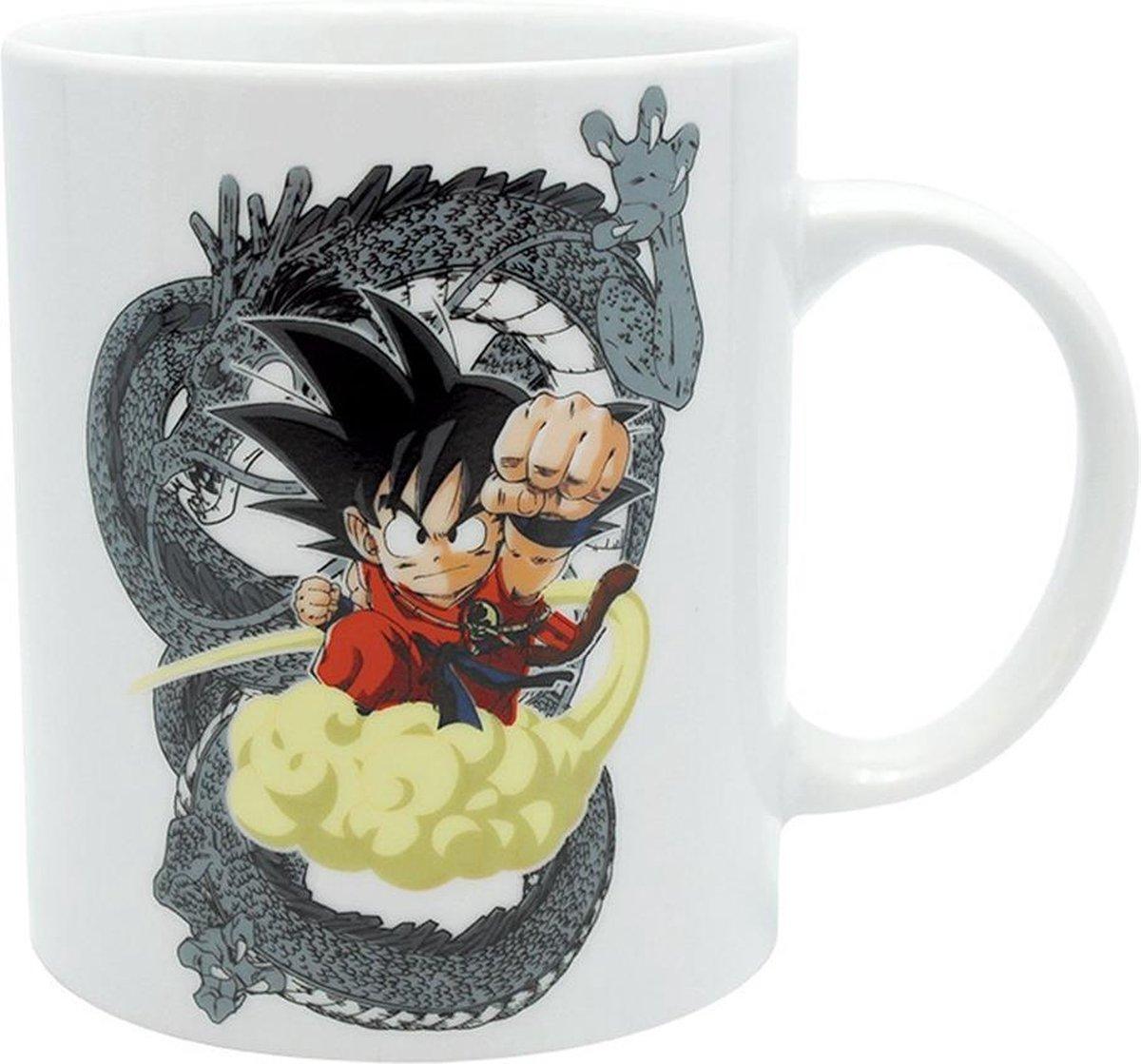 Dragon Ball Z - Goku & Shenron - Mok 320ml - Dragon Ball Z