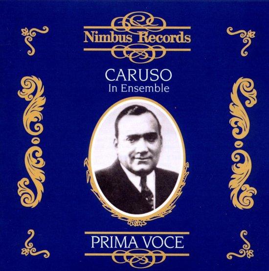 Enrico Caruso In Ensemble