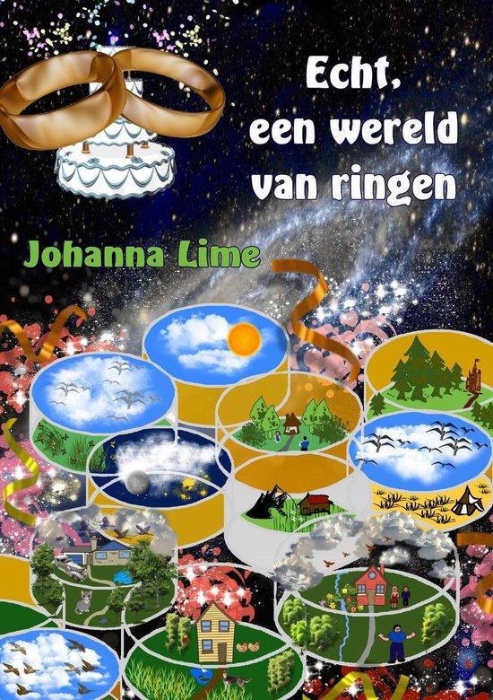 Echt, een wereld van ringen - Johanna Lime |