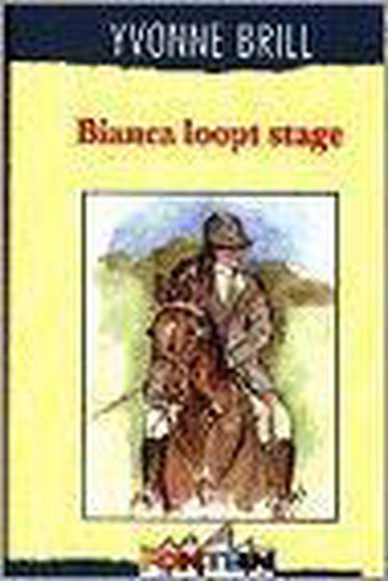 Bianca Loopt Stage - Yvonne Brill |