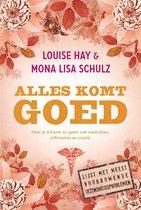Boek cover Alles komt goed van Louise Hay (Onbekend)