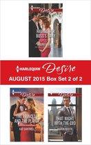 Harlequin Desire August 2015 - Box Set 2 of 2