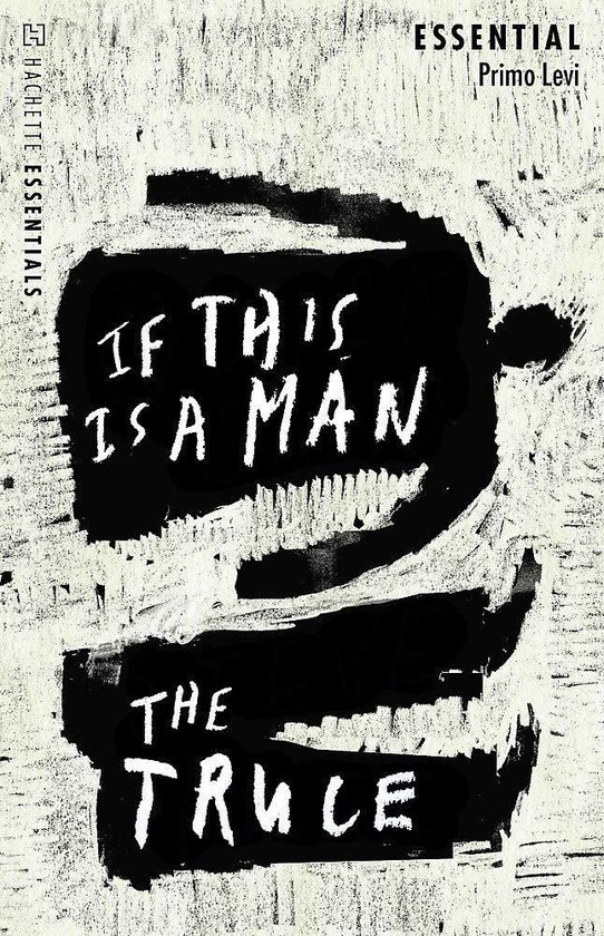 Boek cover If This Is A ManThe Truce Hachette Essentials van Primo Levi (Paperback)