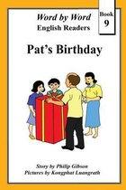 Omslag Pat's Birthday