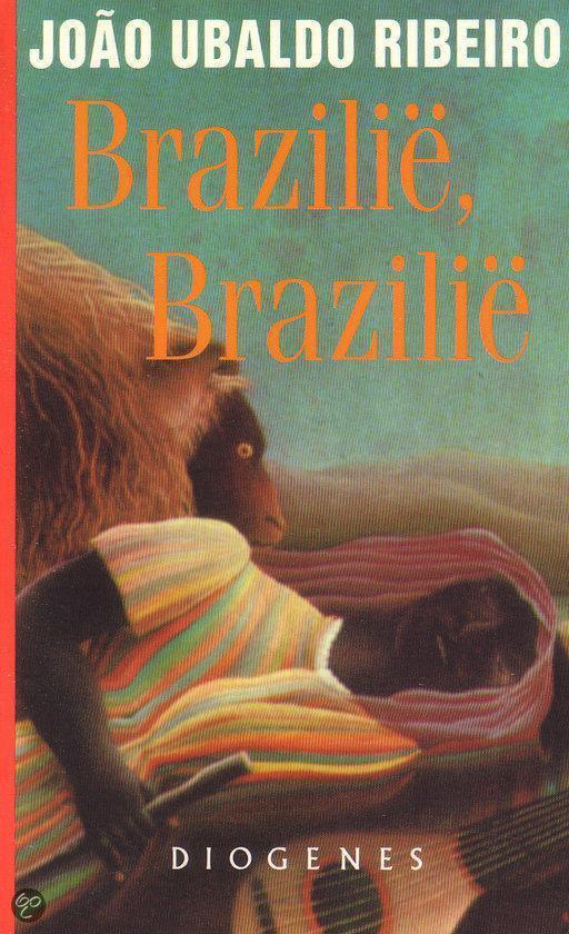 Brazilie Brazilie - João Ubaldo Ribeiro |
