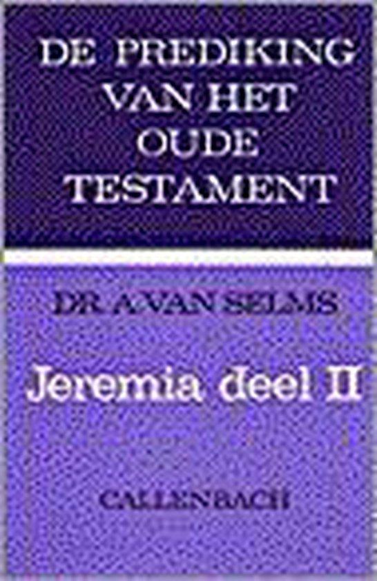 Jeremia II - Van Selms pdf epub