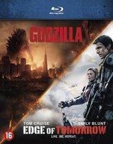 Godzilla + Edge Of Tomorrow (Blu-ray)