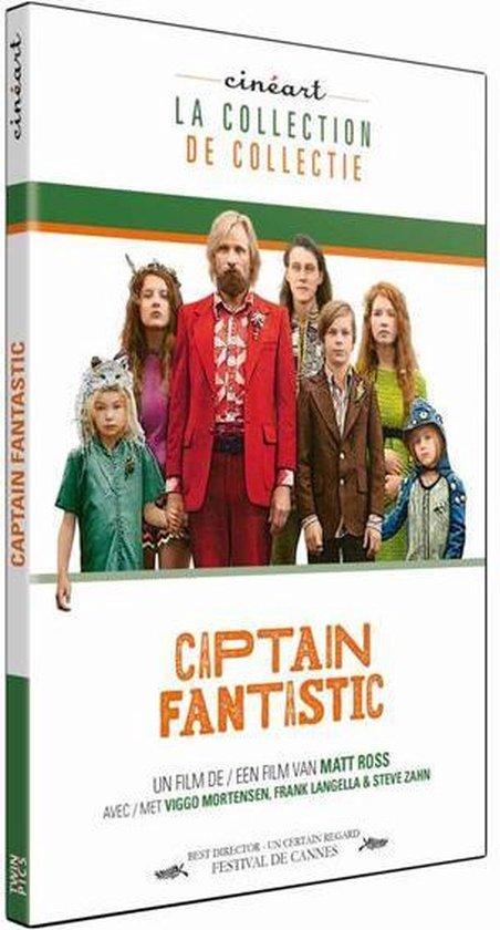 Captain Fantastic (Cineart De Collectie)