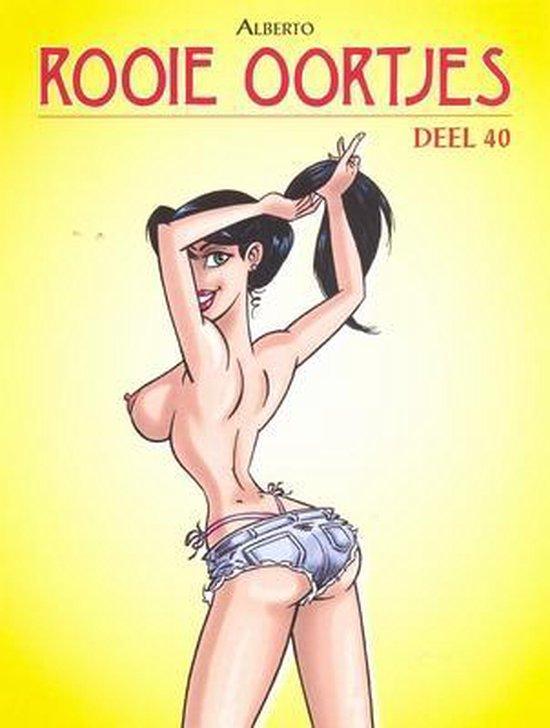Cover van het boek 'Rooie Oortjes / 40. Alberto'