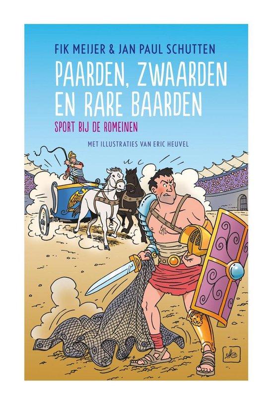 Paarden, zwaarden en rare baarden - Fik Meijer |