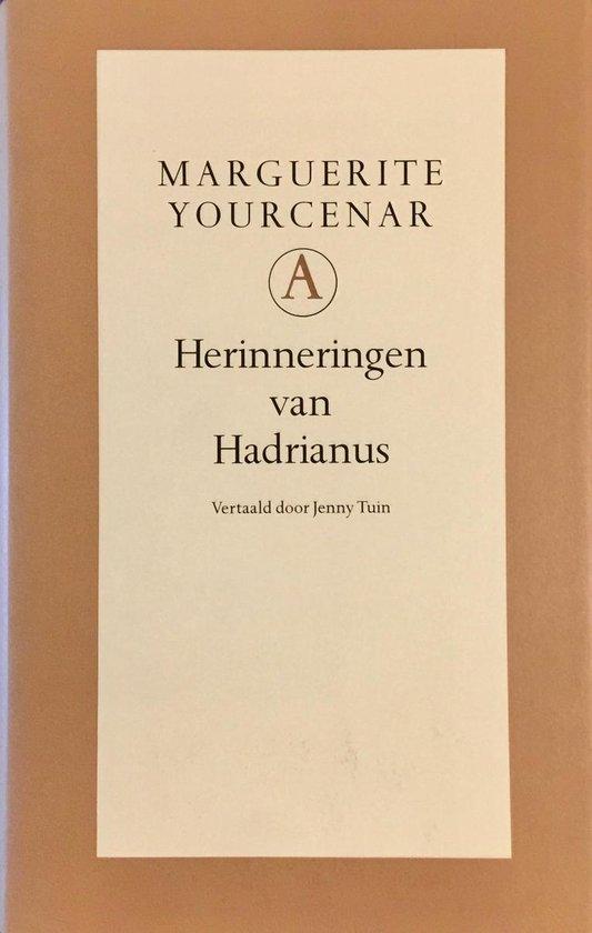 Herinneringen van hadrianus (geb) - M. Yourcenar |