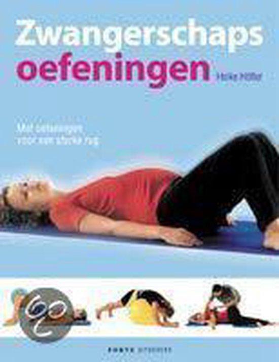 Cover van het boek 'Zwangerschapsoefeningen'
