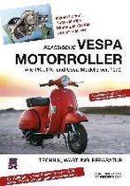 Afbeelding van Klassische Vespa Motorroller