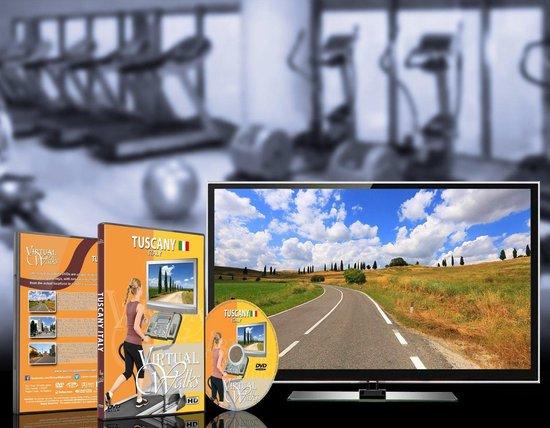 Virtuele wandelingen - Toscane Italië