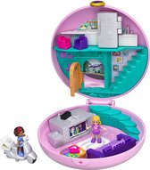 Polly Pocket Big Pocket World Donut Pyjamafeestje - Speelfigurenset