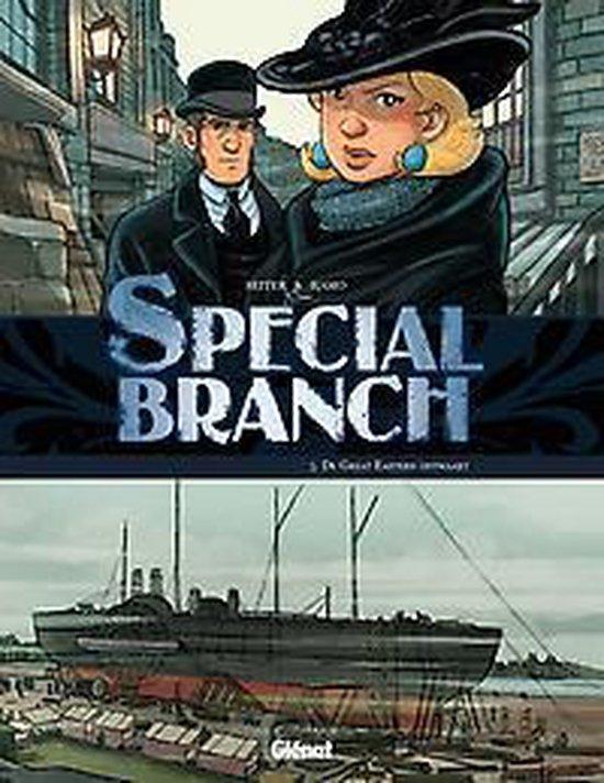 Special branch hc03. de great eastern ontwaakt 3/3 - Hamo  