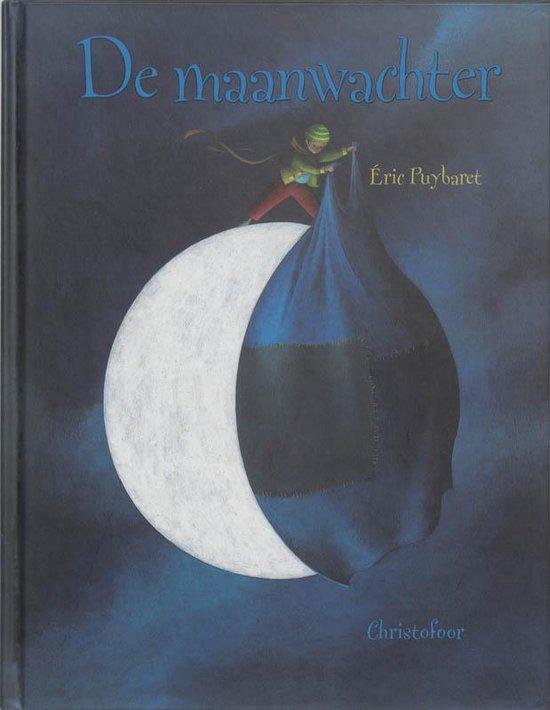 Cover van het boek 'De maanwachter' van E. Puybaret en Eric Puybaret