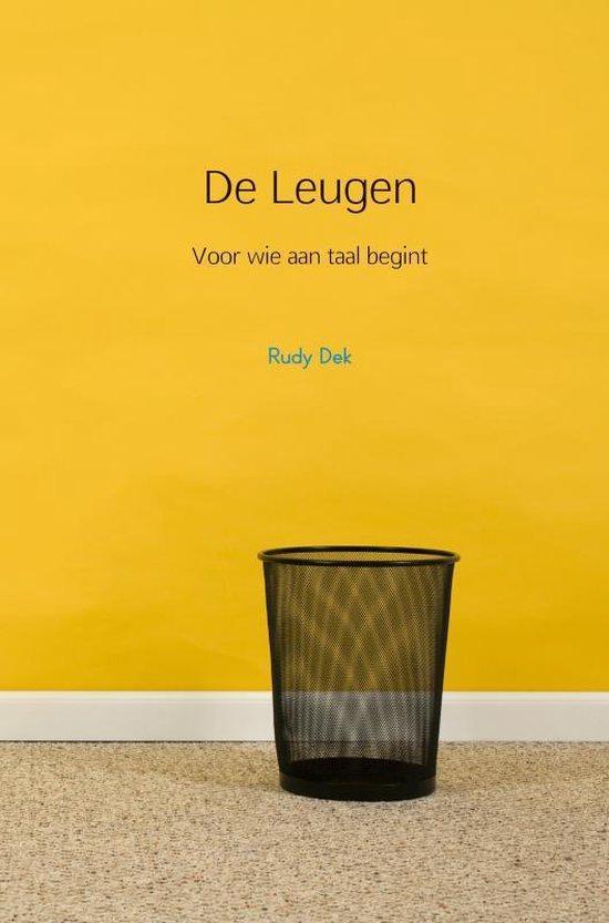 De leugen - Rudy Dek | Fthsonline.com