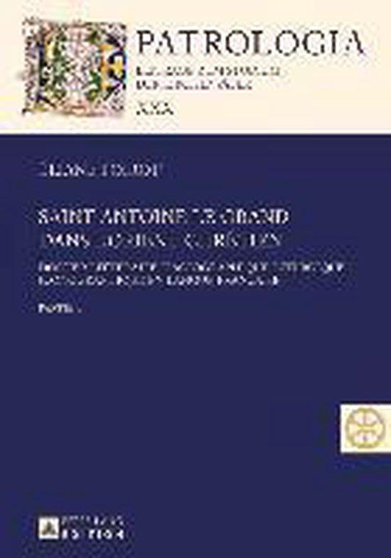 Saint Antoine Le Grand Dans l'Orient Chr tien