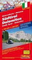 South Tyrol - Dolomites Motomap