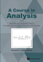 Course In Analysis, A - Vol. Iii