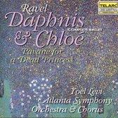 Ravel: Daphnis & Chloe, Pavane for a Dead Princess / Levi