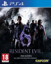 Resident Evil 6 Remastered - PS4