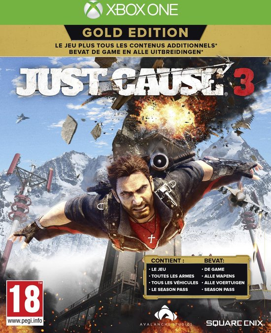 Just Cause 3 Gold Edition – Xbox One