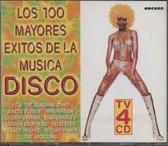 Various – Los 100 Mayores Exitos De La Musica Disco