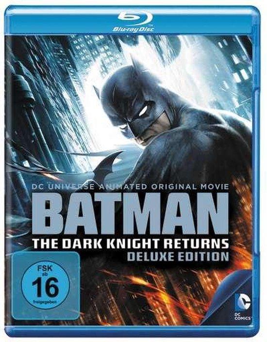 Batman - The Dark Knight Returns 1 & 2 (Blu-Ray)