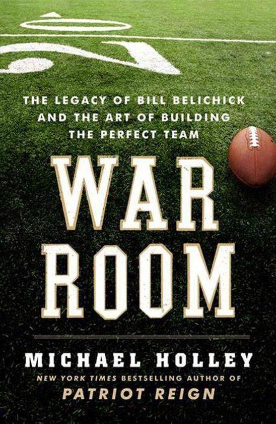 Boek cover War Room van Michael Holley (Onbekend)