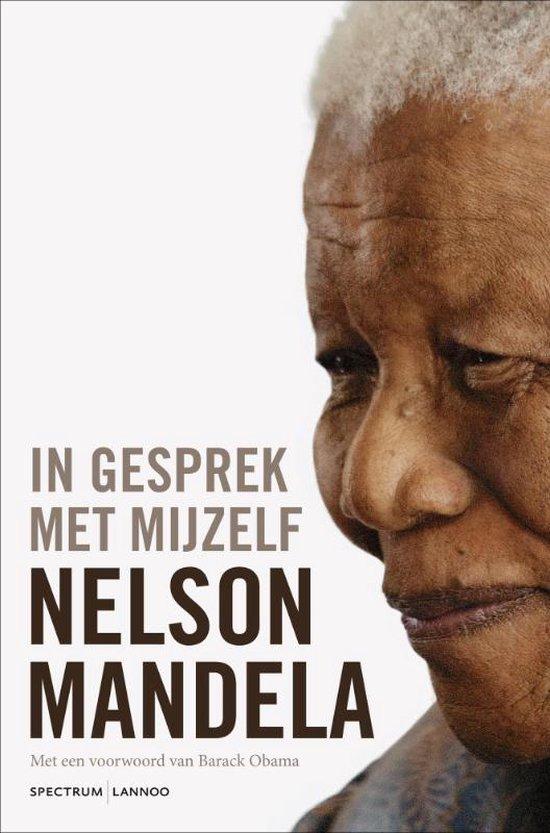 In gesprek met mijzelf - Nelson Mandela  