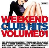 Weekend Club Hits, Vol. 1