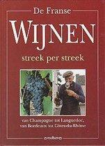 De Franse Wijnen Streek per Streek
