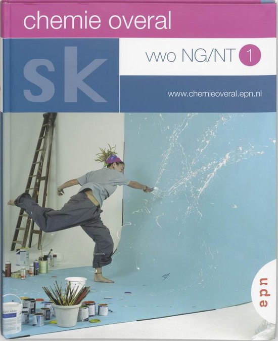 Leerlingenboek Vwo NG/NT1 Chemie overal - M.A.W. Kabel-Van Den Brand pdf epub
