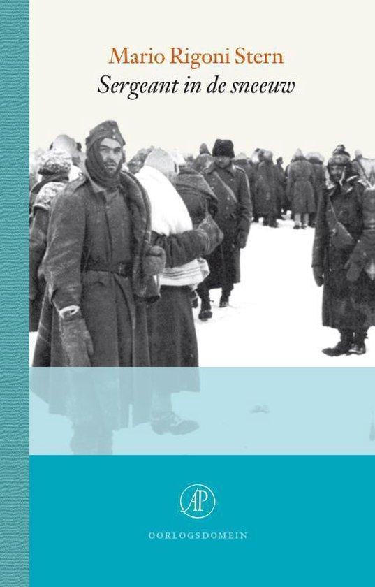 Sergeant in de sneeuw - Mario Rigoni Stern | Fthsonline.com