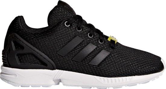 Adidas ZX Flux J - Sneakers - Unisex - Zwart - Maat 36 2/3