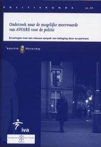 Politiekunde 21 - Onderzoek naar de mogelijke meerwaarde van AWARE voor de politie