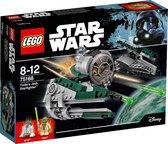 LEGO Star Wars Yoda's Jedi Starfighter - 75168