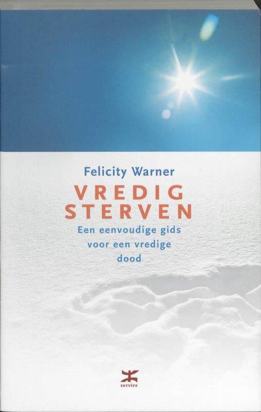 Vredig sterven - F. Warner |