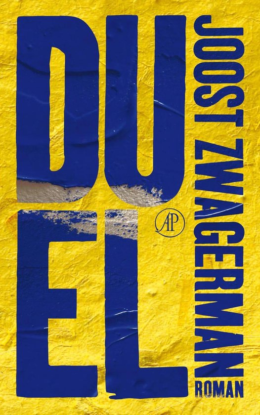 Duel - Joost Zwagerman pdf epub