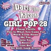 Party Tyme Karaoke: Girl Pop, Vol. 28