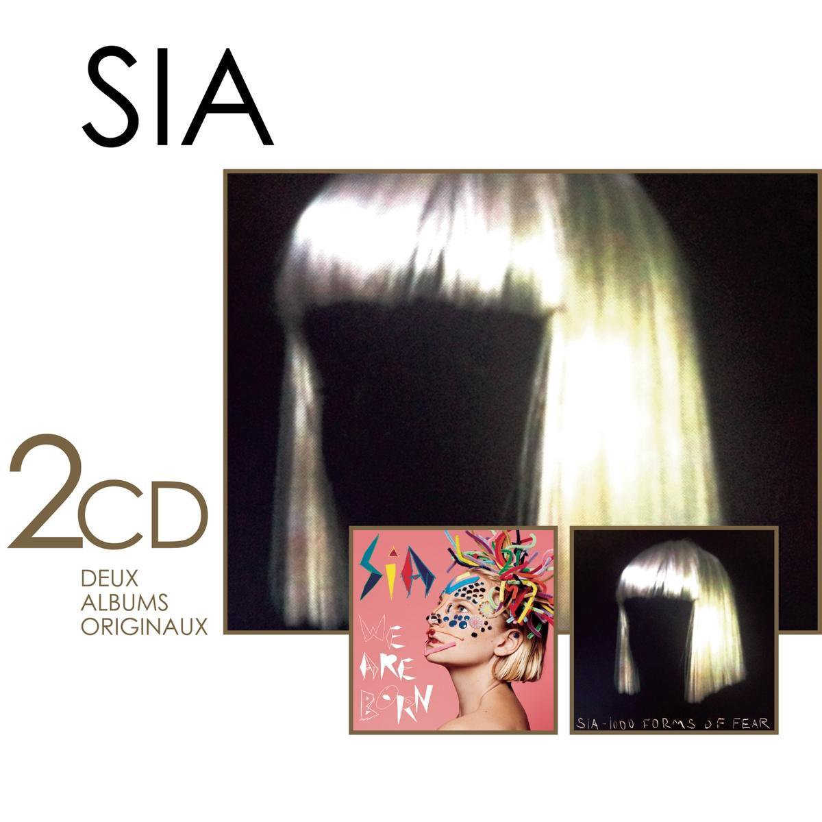 1000 Forms Of Fear / We Are Bo - Sia