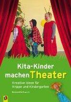 Kita-Kinder machen Theater