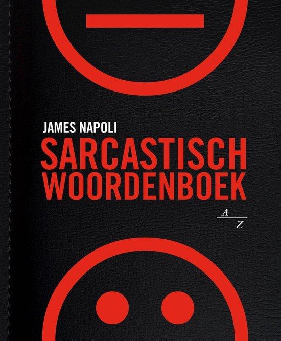 Sarcastisch woordenboek - James Napoli  